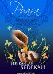 Selamat menunaikan ibadah di bulan Ramadhan 1431 H